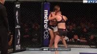 UFC212 预热 体力为王!卡罗琳娜展现后程压制