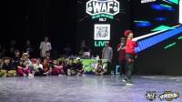 Breaking 7 to smoke -WAF7国际少儿街舞大赛