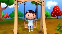 幼儿早教英语动画片 早教视频 Rainbow Colors Song