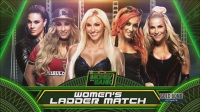 WWE Money In The Bank 2017- Women's Ladder Match - Official