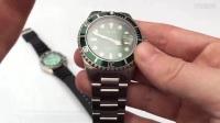 西铁城手表质量 好看的男士手表