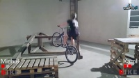 障碍单车 切磋赛Karol Serwin vs. Michał Nowak- BIKE trial rowerowy