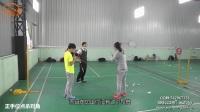 美女教练在线教球44期 点杀对角 杜杜教练 羽毛球教学视频