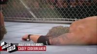 WWE十大极限规则大赛火爆瞬间 艾吉vs杰夫 高梯半空飞冲肩