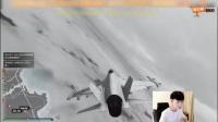 虎牙蓝胖子】同志们进攻 美国军事基地  ! GTA5线上模式_高清