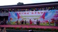 """凯里市万潮小学全体女教师参加2017年庆祝""""六一""""国际儿童节服装秀表演。"""