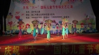 5 才子1班:幼儿舞蹈《飞得更高》 湛江润才幼儿园