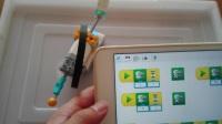 【乐高wedo2.0程序库】第一课,电机功率模块和停止模块