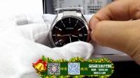 呆呆日本代购 西铁城手表 H128机芯  操作讲解视频  威信号:a317372666