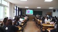 20170525第五届中国大学生新媒体创意大赛宣讲活动顺利进行
