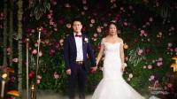 岳池唐朝婚礼2017-5-11永利酒店一楼婚礼视频