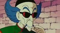 【龙珠】让龟仙人脸红的不只有布玛, 还有这个老头!