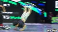Master Mace(w) vs Monkey Z-半决赛-Breaking青少年组-WAF7国际少儿街舞大赛