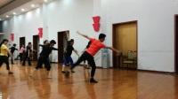 社区舞蹈    彩老师    芭蕾舞《春天的芭蕾》