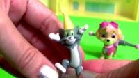 粉红小猪海绵鲍勃汤姆杰瑞迪士尼冰冻安娜艾尔莎