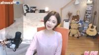 韩国女主播跳《只有你》, 妹子声音太可爱