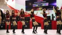 2017 台北电脑展 cpmputex V-color 展台辣舞