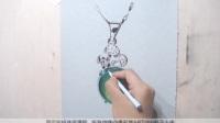 写实彩铅珠宝课程