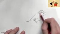 创意速写图片_如何画好素描
