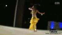 第36届国际比基尼小姐大赛-北京赛区选手表演肚