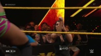 WWE NXT 2017.06.07 单打赛:Peyton Royce vs. Sarah Logan