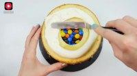 如何制作设计卡通麒麟蛋糕《蛋糕甜点教程