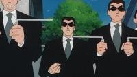 上世纪80年代的日本动画片里地师寻龙尺独特用法