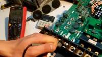 三菱F500故障实例_电路板维修入门视频教程  电路板维修书本  伺服电机接线图