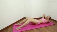 产后恢复 瘦肚子瑜伽动作