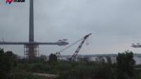 长江二桥建设进展