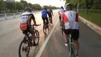 2017东营路士单车骑行视频