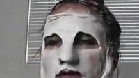 把胶水当面膜涂抹脸上,女子撕下后选择了去医院