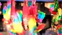 2017年6月10号晚演出《中国歌最美》  腰鼓队的帅哥美女们参加彩色周末启动仪式最美宽城人文艺演出