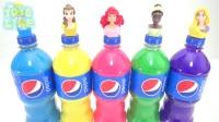 士尼公主索菲娅,第一个棒棒糖玩具,让孩子们学会了用手指来学习颜色。