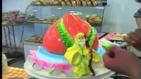 创意翻糖蛋糕城堡蛋糕制作教程