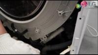 滚筒洗衣机拆洗技术,拆卸方法详解