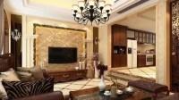 扬州美式古典装修效果图-扬州一号家居网