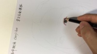 有史最详细彩铅肖像肤色五官示范 彩铅人物教学 彩铅自学 彩铅零基础讲解 彩铅素描知识 彩铅画美女实用技巧