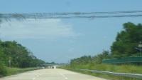 吉利博越 温差100度 海南汽车试验场高速环道体验 D