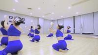 单色舞蹈长沙中国舞教练班《缅桂花开》