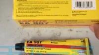 天下一家 Loctite乐泰EA907环氧树脂AB胶 附着力测试仪标配胶