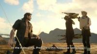 《最终幻想15》第二部DLC 游戏宣传影片