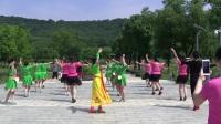 江阴市健身操舞协会广场舞公益培训芙蓉湖公园站《道拉基》