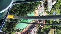 香港海洋公园美景缆车