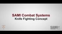刀战斗概念