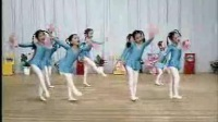 幼儿园小托班舞蹈《幼儿舞蹈基础训练035》