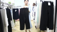 芳芳服饰6-16日新款棉麻大码阔腿裤20元(20件起批