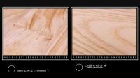 北欧家具选材对比,纯实木家具选材,白蜡木橡胶木的区别