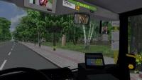OMSI2巴士模拟柏林X10线全程驾驶员视角录像(4倍速)(Zoo.->Ram.)