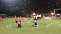 泡泡橄榄球训练-防守